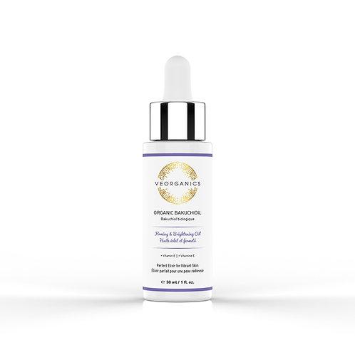 Organic Bakuchioil (Babchi Oil) + Vitamin E. Natural Retinol Alternative.