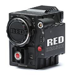 Red Epic Dragon Rental