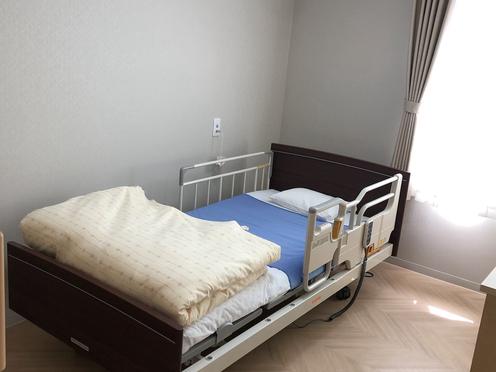 大井町に新設の介護施設、見学へ