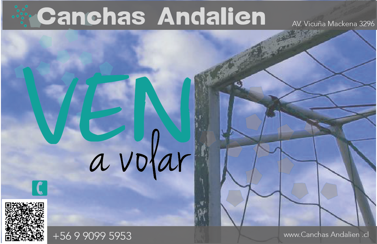 CANCHAS ANDALIEN