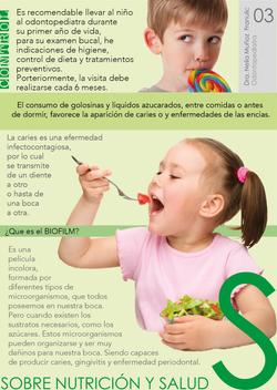 Sobre Nutrición y Salud