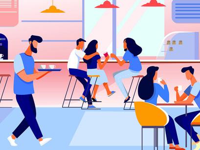 7 طرق لـ تسويق المطاعم والكافيهات