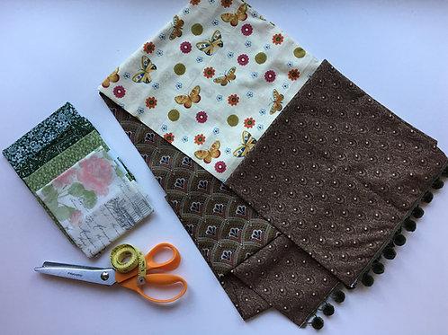 Sew a Scarf Workshop