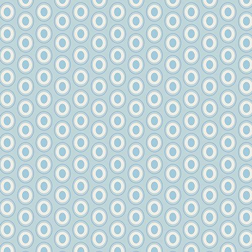 Elements - Oval Elements – Powder Blue