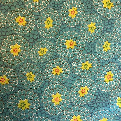 Broderie Boheme - Apple Green