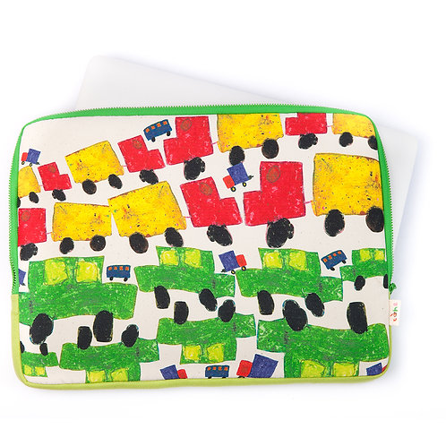 Laptop Case by Tohe