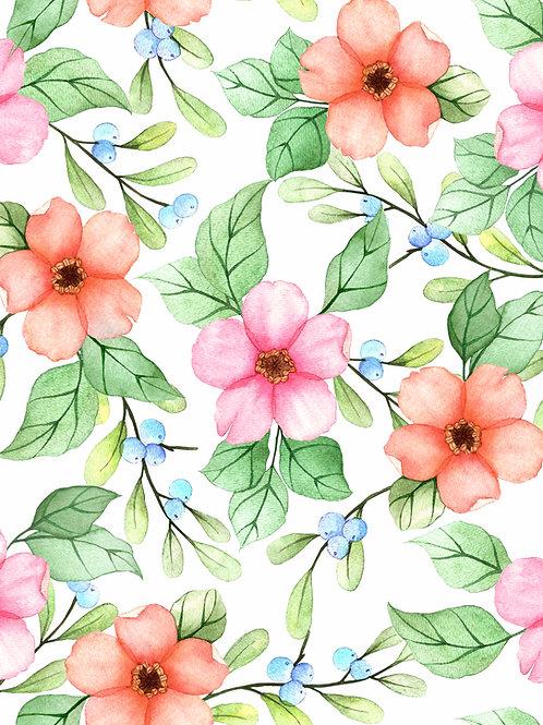 Kate & Avie - Whimsical Floral Paradise
