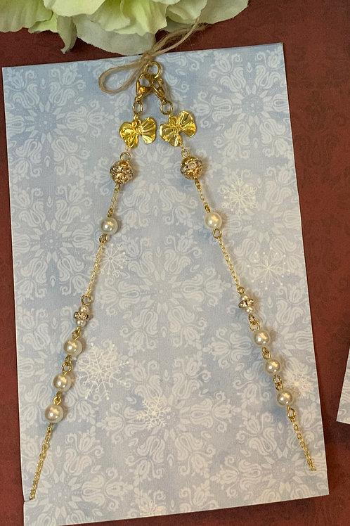 Mask Necklace - Design 1 - Classic
