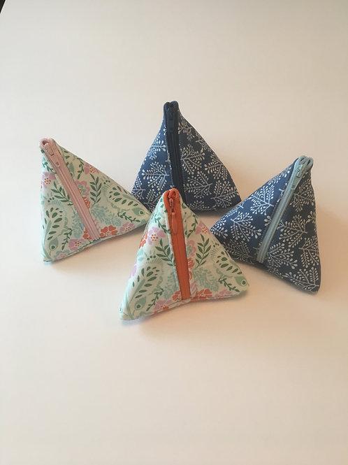 Cute Pyramid Shape Pouches