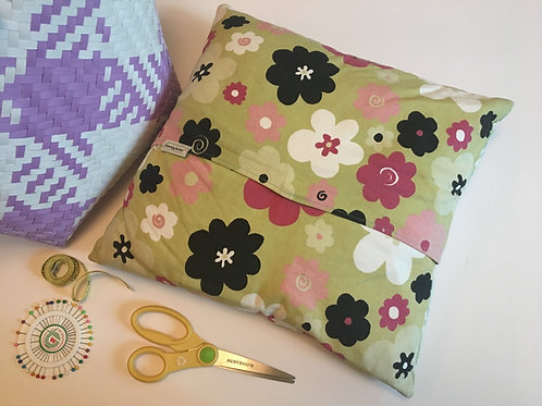 Cushion Cover with Overlap Workshop