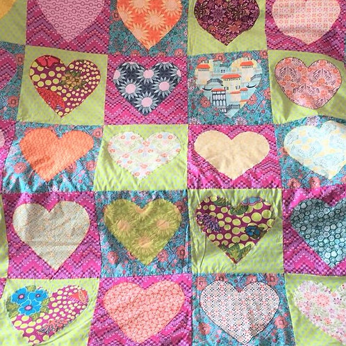From the Heart Quilt