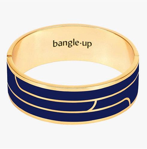 Bracelet Gaya - Bleu Nuit