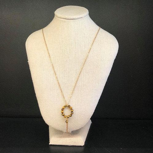 SPIRIT ras-de-cou avec perles