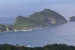 Island Atlantic Ocean windward coast