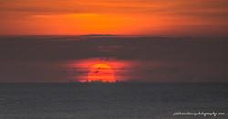 Sunset from Firefly Villa