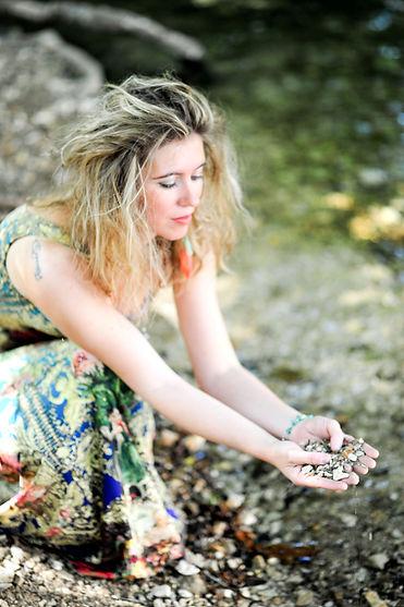 photo Chloé Rivière et nature cyclique d