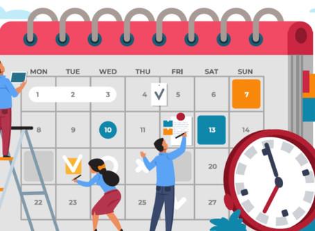 Steps in the LMS Implementation Timeline