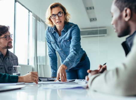 Four Training Topics for Your Sales Team