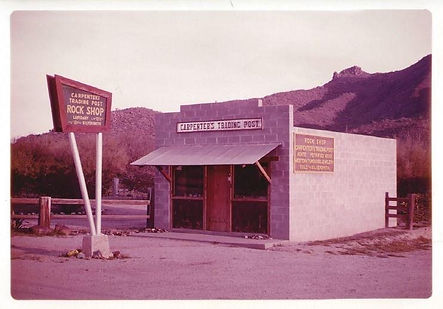 The Old Rock Shop, Now Coyote Creek