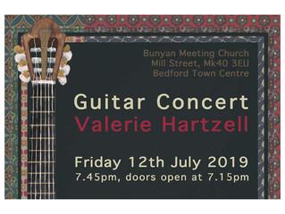 Guitar Concert & Exhibition of Handmade Guitars