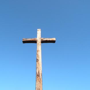 """""""Lean on Me"""" says God"""
