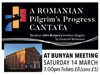 A Romanian Pilgrim's Progress Cantata