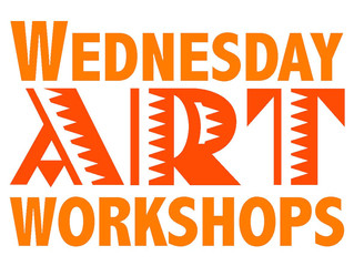 Wednesday Art Workshops