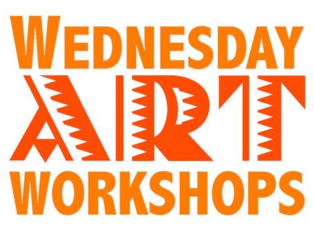 Wednesday Art Workshops