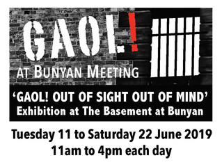 'Gaol! Out of Sight, Out of Mind'
