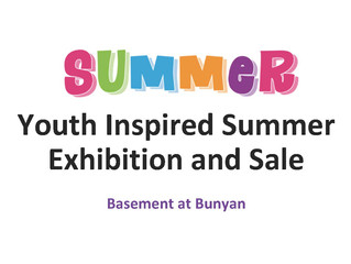 YOUTH INSPIRED SUMMER EXHIBITION