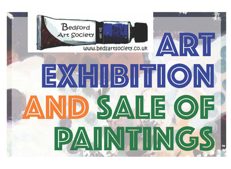 Art Exhibition and Sale of Paintings