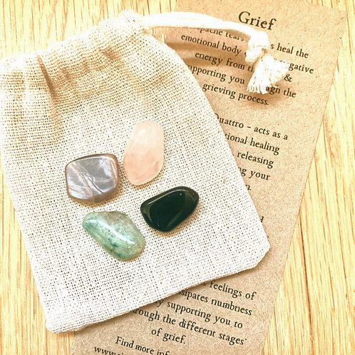 Grief crystal set