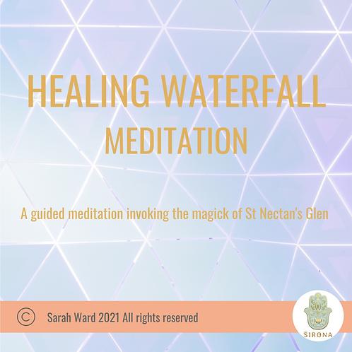 Healing Waterfall meditation