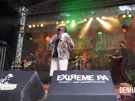 TOUCHROAD® at Reggae Jam Festival 2019