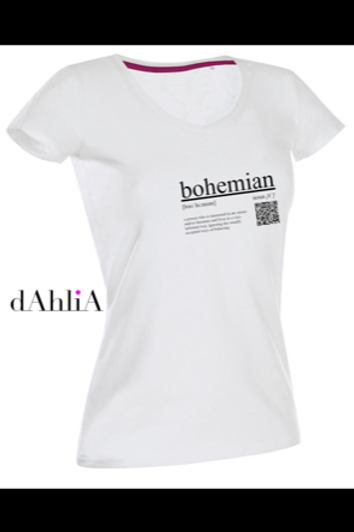 Stylisches T-Shirt #bohemian