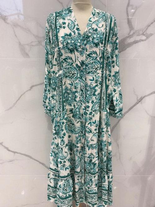 Boho Kleid maxi in vielen Farben