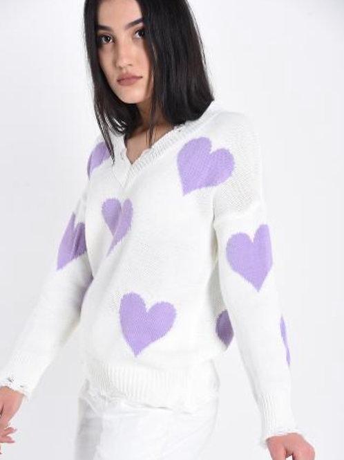 Herzerl Pullover