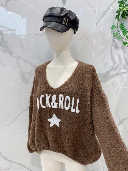 Rock & Roll Pullover