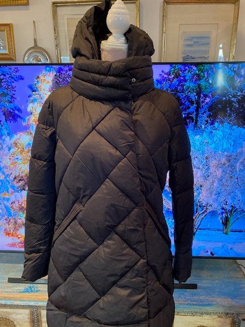 Stylische Jacke mit Reissverschluss und Kapuze