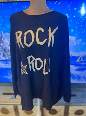 Pullover Rock and Roll