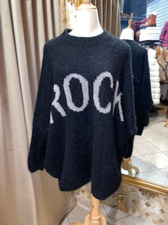 Long Pullover Rock