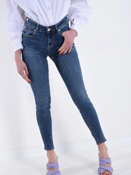 Jeans schöne Waschnung