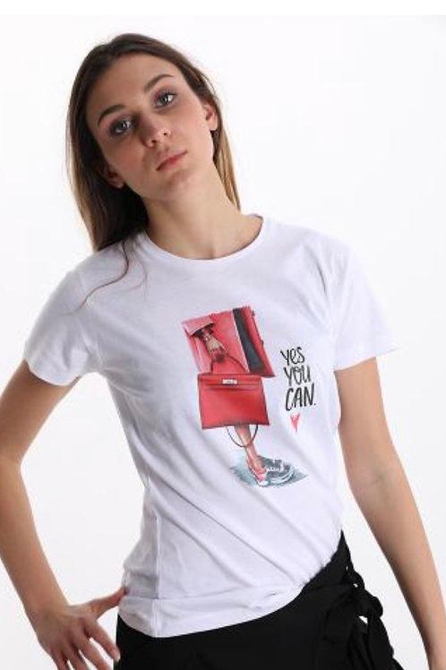 T ShirtTasche