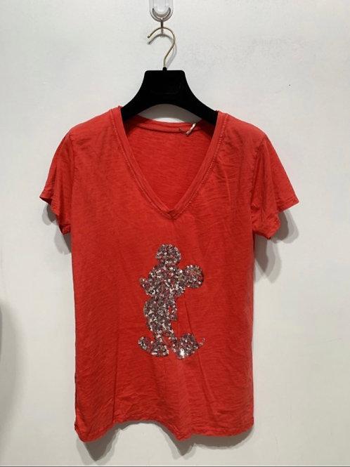 Stylisches T-Shirt Mickey