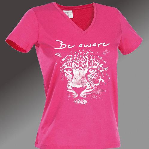 Stylisches T-Shirt Tiger