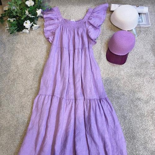 Sommerkleid Schulterfrei