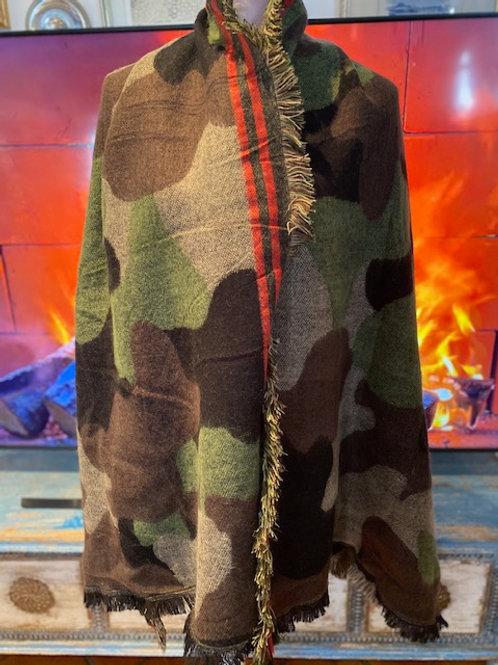 Schal Camouflage