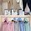 Thumbnail: 2 Teiler aus Viskose,Hose und lässigen  Pullover mit Kapuze und Knöpfe