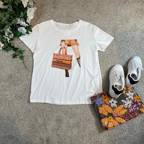 Stylisches T-Shirt Christian