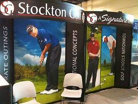 Dave Stockton, Ron Stockton and Dave Stockton Jr.